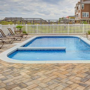 Pool inspection picture