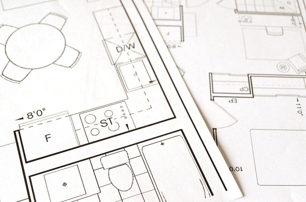permitting floor plan building permits