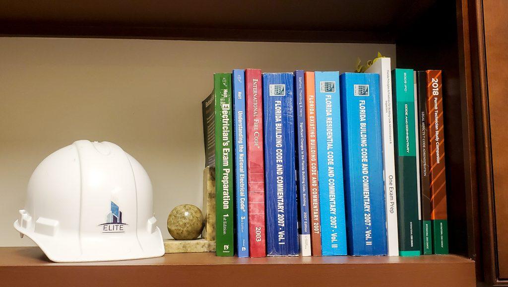 Elite Permits icc books