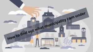 jurisdiction and municipality